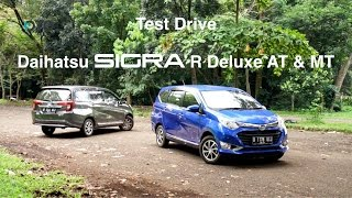 Video Daihatsu Sigra R Deluxe AT dan MT | Road Test | Menarik Untuk Dipinang! | OTO.com download MP3, 3GP, MP4, WEBM, AVI, FLV April 2018