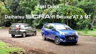 Video Daihatsu Sigra R Deluxe AT dan MT | Road Test | Menarik Untuk Dipinang! | OTO.com download MP3, 3GP, MP4, WEBM, AVI, FLV Juli 2018