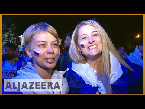 🇷🇺 Russia World Cup: Home team defied expectations | Al Jazeera English
