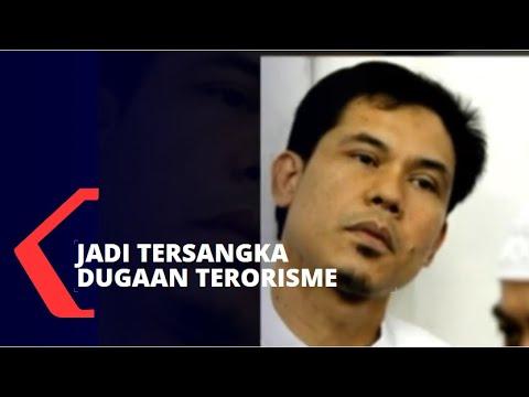 Munarman Tersangka Dugaan Tindak Pidana Terorisme