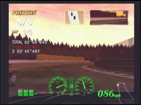 Classic Game Room reviews FERRARI F355 on Dreamcast