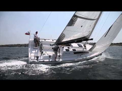 Elan 350 video -- Yachting World