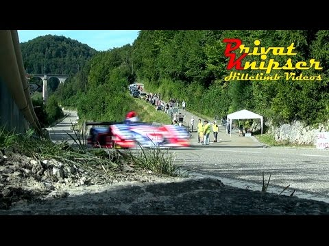 Highspeed Hillclimb Bergrennen // LES GRIPPONS one of the most amazing spectacular location