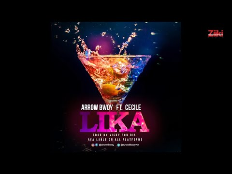 arrow-bwoy---lika-ft-cecile-(official-audio)-[sms-skiza-7300849-to-811-]