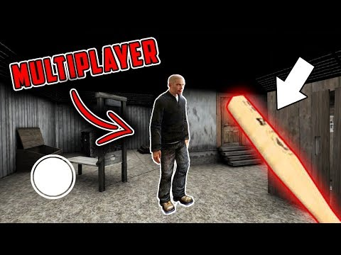 Playing as GRANNY in Granny Horror Game MULTIPLAYER... (Granny Mobile Horror Game Multiplayer)