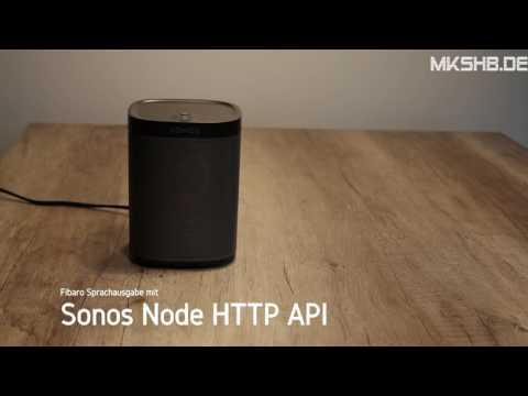 mkshb.de Sonos TTS Demo