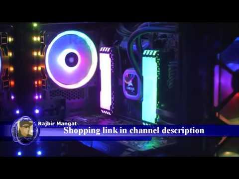 CORSAIR VENGEANCE RGB PRO 32GB 4x8GB DDR4 3600MHz C18 LED Desktop Memory  Black