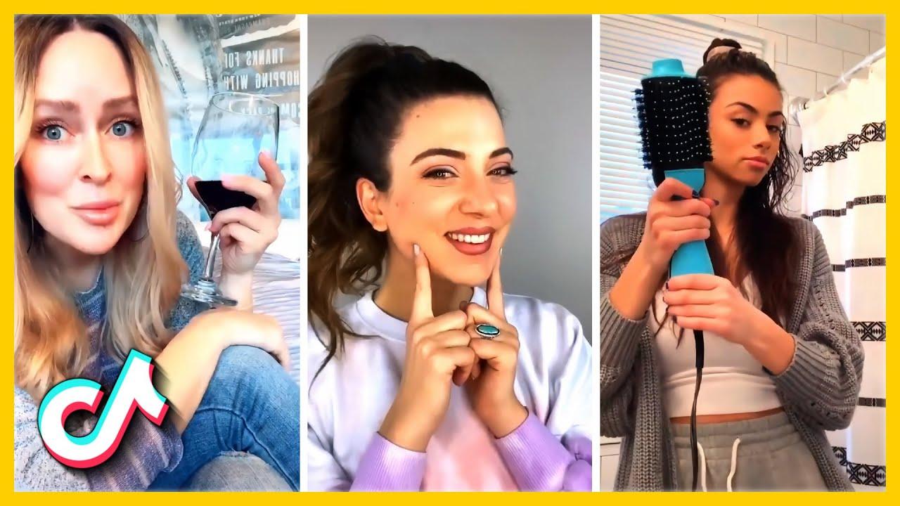 Everyday Haircare Hacks Most Popular Hair Hacks TikTok Compilation #2