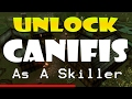 How to get to Canifis - Runescape 2017 - As A Skiller Fast and easy! - No Requirements!