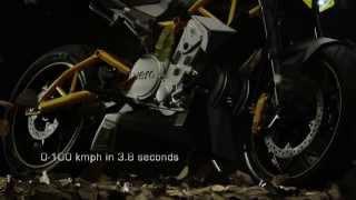 Hero Hastur 650cc naked bike