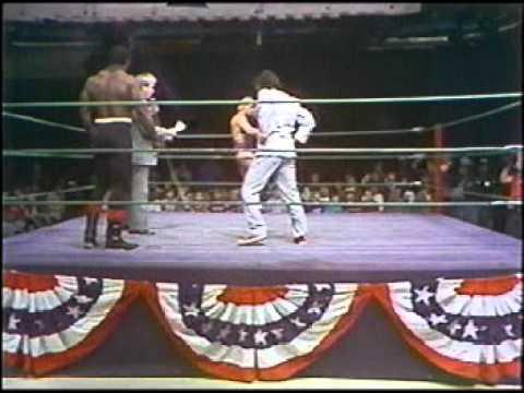 Memphis Wrestling Pro shot