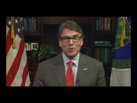 The Honorable Rick Perry - Secretary, Department of Energy