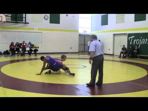 2011 Toronto Open: 54 kg Alex Moher vs. Jonathon Babulall