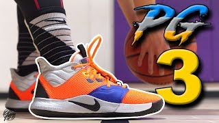Nike PG 3 (Paul George) Performance Review!