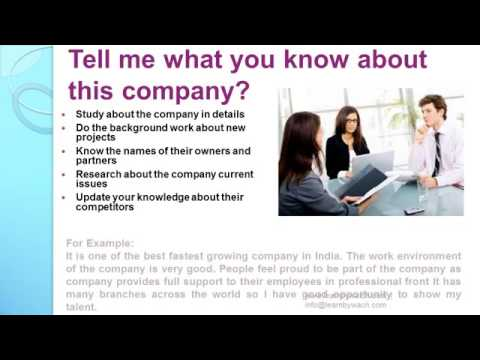 Top 10 Interview Questions and Answers English YouTube by sudish ...