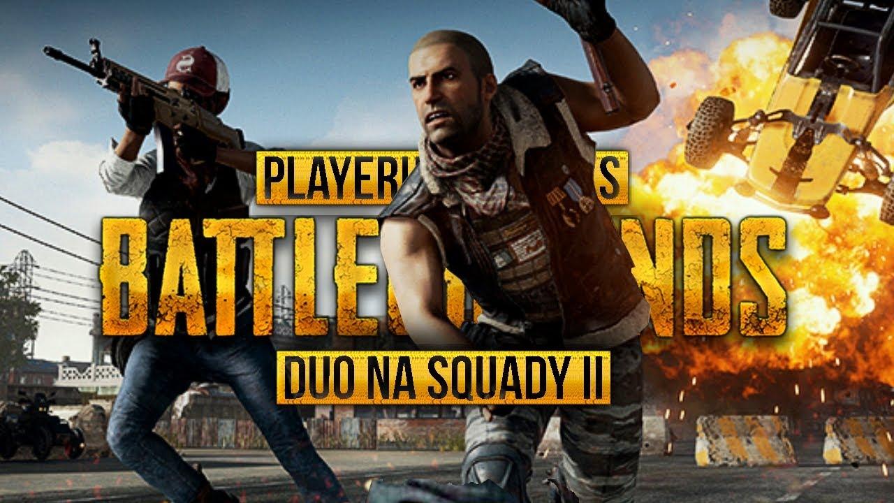 Playerunknown's Battlegrounds (PL) #36 – Duo na Squady II (Gameplay PL / Zagrajmy w)