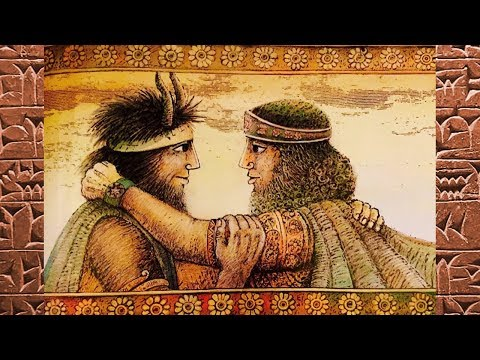 The Epic of Gilgamesh (Full story)
