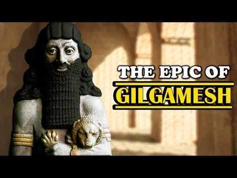The Epic of Gilgamesh (Full story)