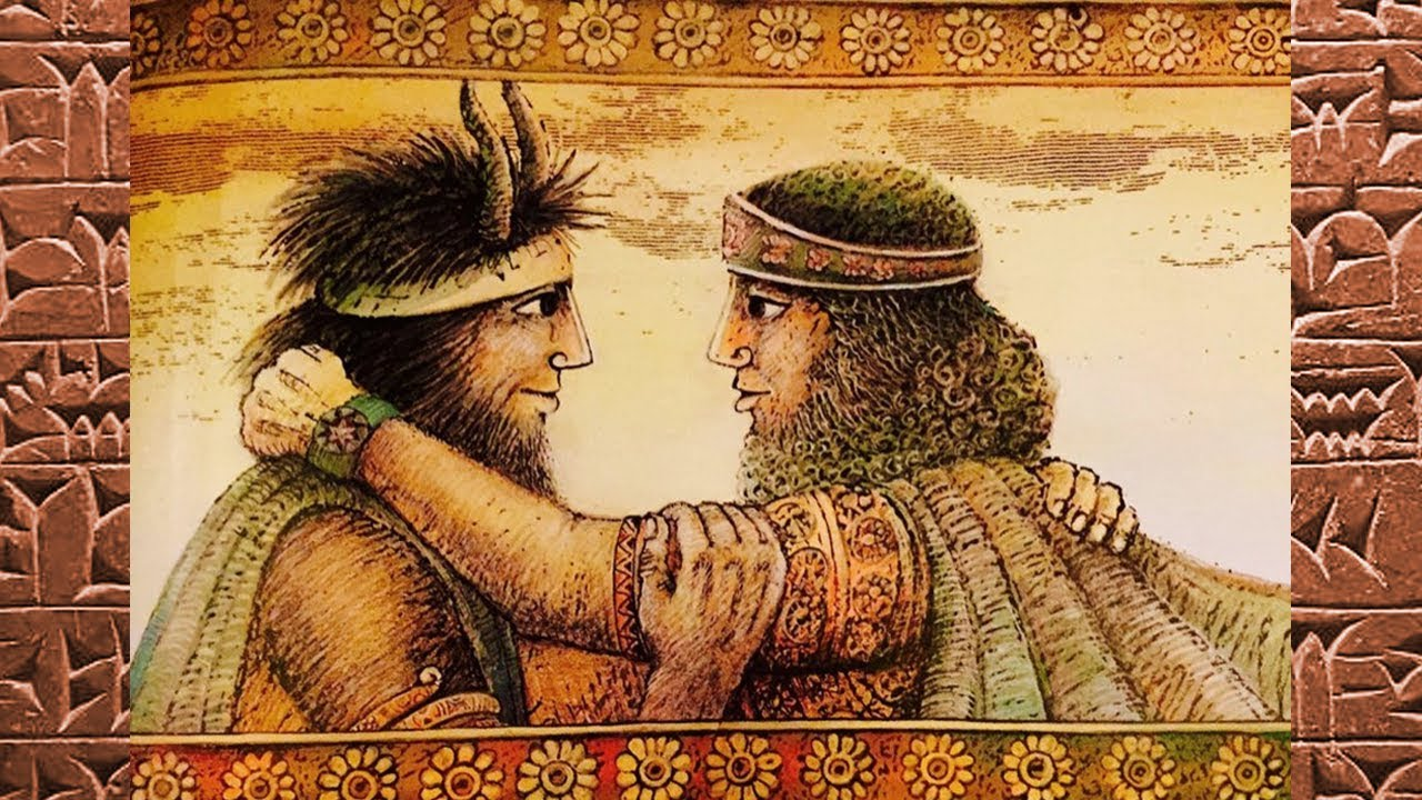 epic of gilgamesh Great video i use in my classroom the only reason i'm putting it up is that i want this for the rest of my career the kids love it.