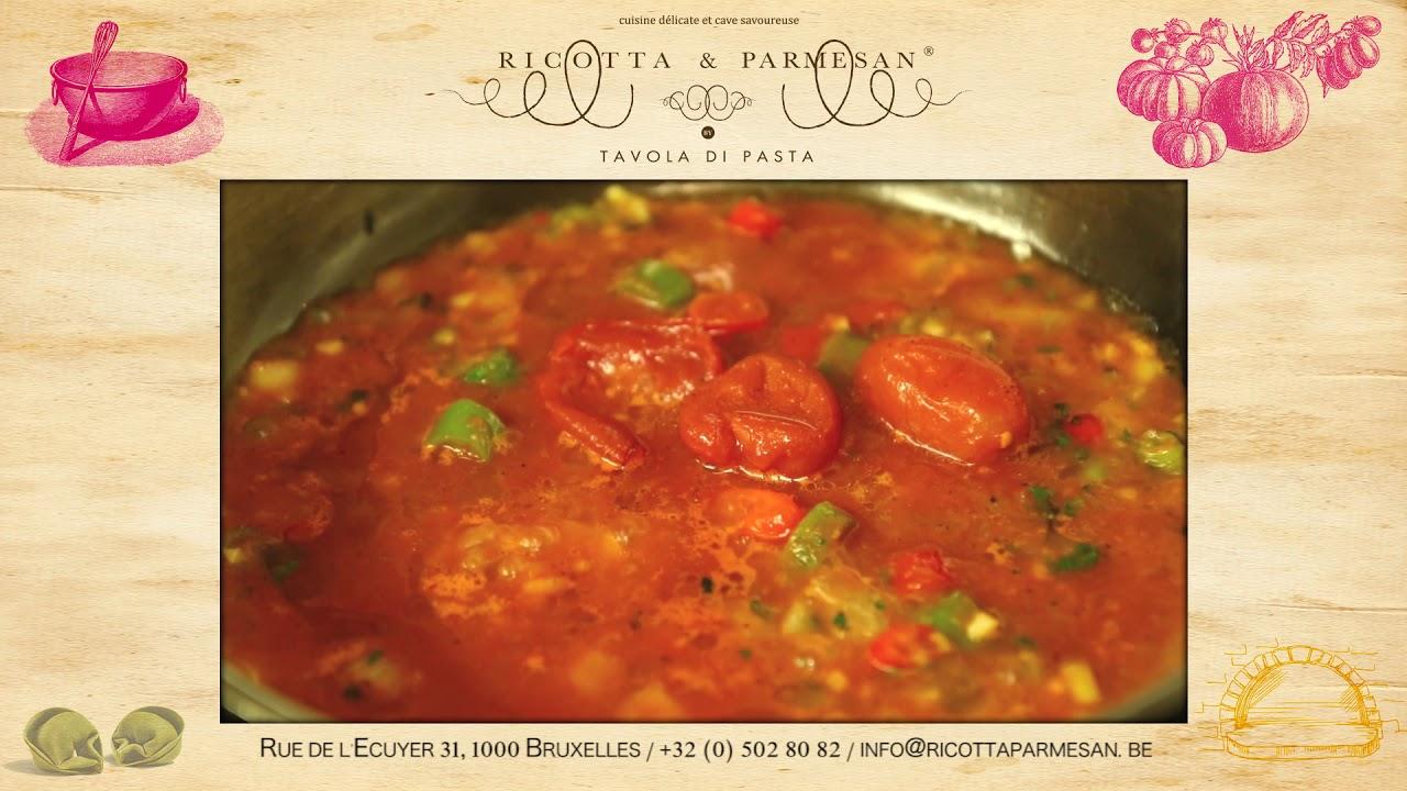 Ricotta & Parmesan : Tavola Di Pasta