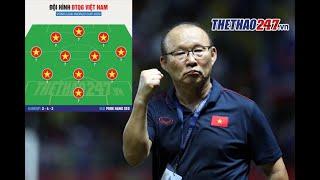 ĐỘI HÌNH MẠNH NHẤT ĐỘI TUYỂN VIỆT NAM ĐẤU VL WORLD CUP 2022: RẤT MẠNH NHƯNG... PHẢI CHỜ!