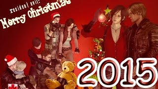 Resident Evil 6 Mods Christmas Pack - Female Team 2015 ❄
