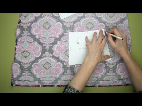 Rag Doll Outfit Making  - Traditional Dress Part 1  - Cutting Out  - Alice's Bear Shop