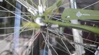 Fix bikes by Basement bike street shop (Kalamata)