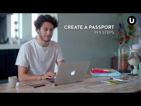 Create a Passport
