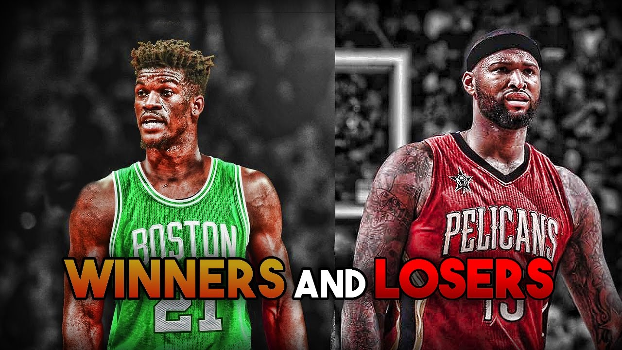 What's Next for All-NBA Winners and Losers?