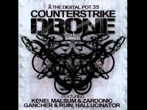 Counterstrike - Drone (Gancher & Ruin remix) [DIGIPOT35] (Gancher & Ruin Remix)