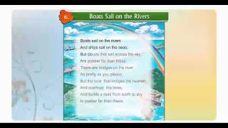 Real life English,Class4,06 Boats Sail on the river