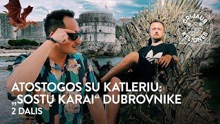 Orijaus kelionės. 32 laida. Atostogos su Katleriu. (Dubrovnikas, 2 dalis)
