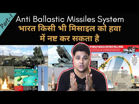 Everything About- India's Anti Ballistic Mi$$iles System, Indian Air Defence System