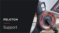 Adjusting Your Bike | Peloton Support