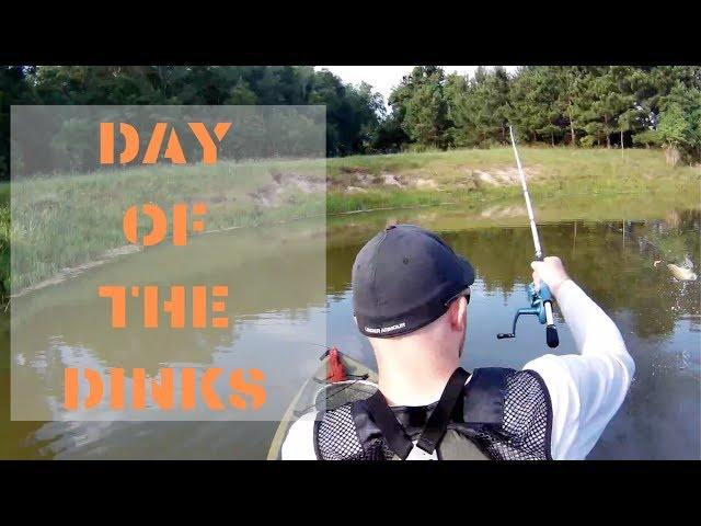 Kayak Bass Fishing Day Of The Dinks