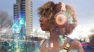 Ceek 360 Deep Bass Headphones for Music, Gaming, Virtual Reality, ASMR and more.