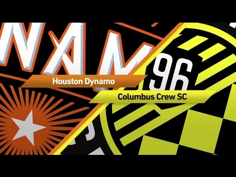 HIGHLIGHTS: Houston Dynamo vs. Columbus Crew SC | March 11, 2017