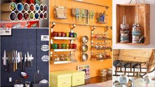 Идеи для хранения: одежда, обувь, кухонные принадлежности