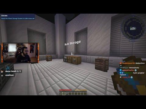 Videoyun Ve Suwsum - Minecraft: FTB Academy Oynuyor#1