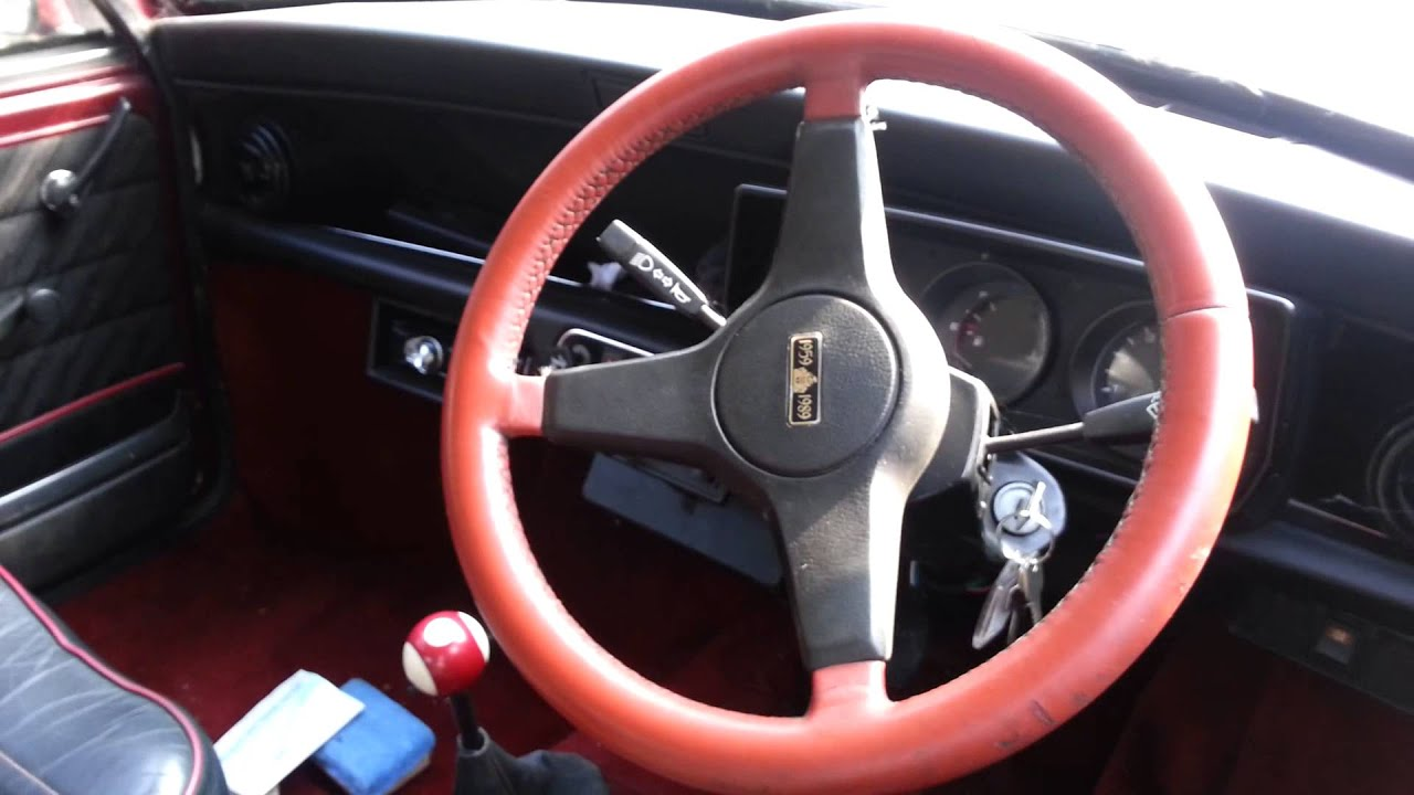 austin mini thirty restoration project for sale - YouTube