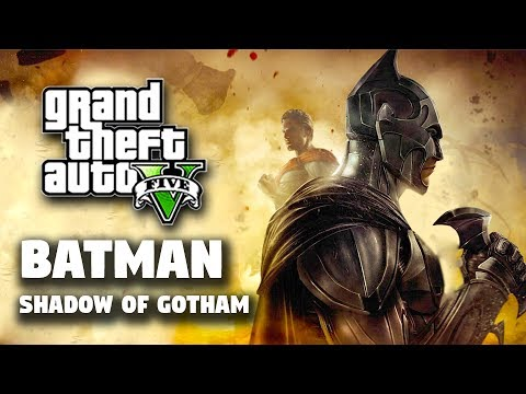 Batman: Shadow Of Gotham - (GTA 5 Machinima)