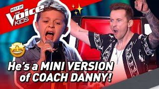 Download Little ROCKSTAR George is BORN TO PERFORM! 🤘   The Voice Kids UK 2020