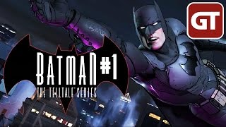 Thumbnail für das Telltale Batman -  Batman: The Telltale Series Let's Play