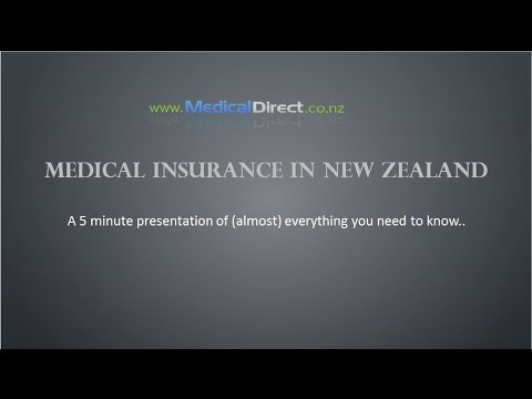 Medical & Health Insurance Cover in New Zealand