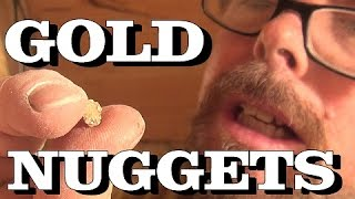 GOLD NUGGETS !!!!  Found in Gravel Zone. ask Jeff Williams