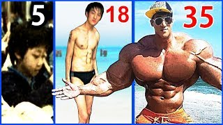 CHUL SOON TRANSFORMATION 2019 | FROM 1 TO 35 YEARS OLD | SUPERSKINNY TO SUPERMONSTER