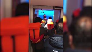 Norvegia, nave crociera in avaria: i passeggeri evacuati in elicottero