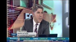 Demircan KÖse Bloomberg Tv Fokus Programı 09 11 2017