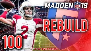 A Star is Traded & Our Future Revealed | Madden 19 Franchise Rebuild - Ep.100